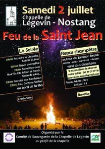 feu de la st jean 1